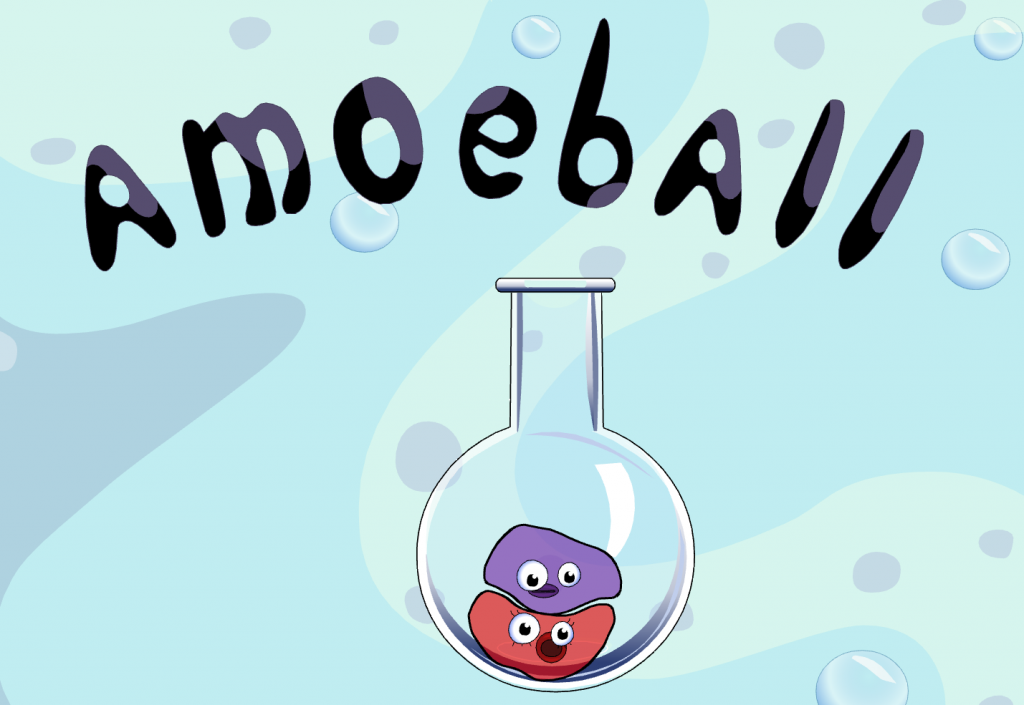 Squishy Ball Physics : Amoeball Microbrain Games